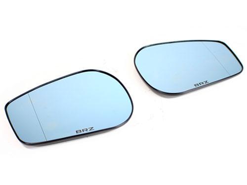 SUBARU BRZ POLARIZED BLUE ANTI-GLARE SPLIT MIRROR GLASS