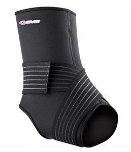 EVS Adult MX ATV Black AS14 Ankle Support Stabilizer M