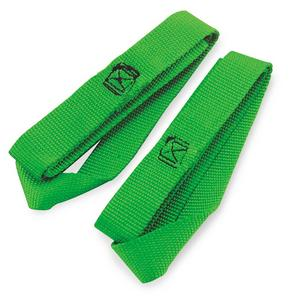 Ancra 45214-13 Soft Ties - 18in. - Lime