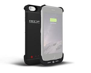 Schumacher iPhone 6 Black Rechargeable Battery Case (SHM-SL60B)