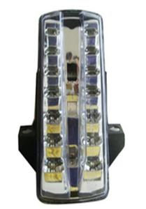 Advanced Lighting Designs TL-0315-IT Integrated Taillight - Clear