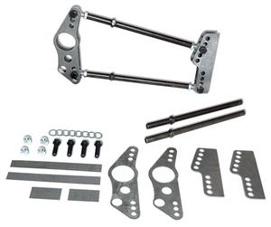 COMPETITION ENGINEERING Weld-On Four Link Bracket Kit P/N 2017