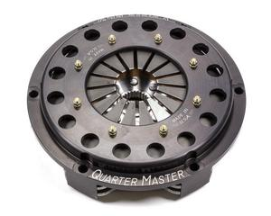 QUARTER MASTER GM 7-1/4 in Dual Disc V-Drive Rally Clutch Kit P/N 298090RY