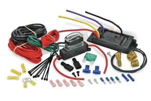 Flex-A-Lite Variable speed control kit w/ screw in temperature sensor - rated at