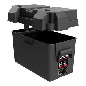 MSD Ignition HM318BK NOCO Battery Box