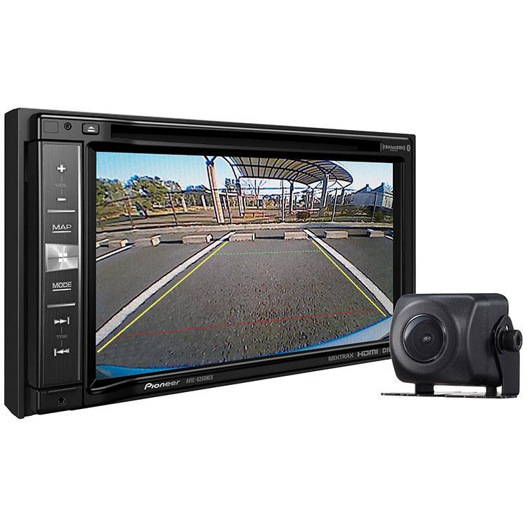Pioneer AVIC-6201NEX Navigation AV Receiver Apple CarPlay Free Back-Up Camera
