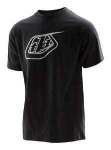 Troy Lee Designs 2016 Logo T-Shirt Black/White Mens Size S