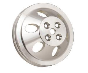 Mr. Gasket 5311 Billet Style Aluminum Water Pump Pulley