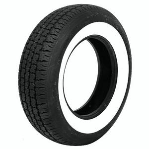 COKER TIRE P205/75R-14 Radial American Classic Collector Tire P/N 530350