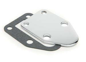 Mr. Gasket 1515 Fuel Pump Block-Off Plate