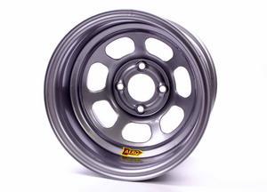 AERO RACE WHEELS 30-Series 13x8 in 4x4.50 Silver Wheel P/N 30-084520