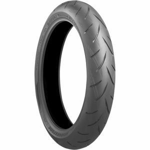 Bridgestone 007378 Battlax S21 Ultra-High Performance Front Tire - 120/70ZR17