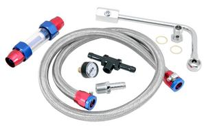 Spectre Performance 2985 Edelbrock Fuel Line Kit