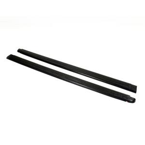 Westin 72-00151 Wade; Truck Bed Side Rail Protector