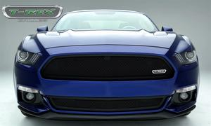 T-Rex 2015-2016 Mustang GT  Mesh STEEL BLACK Grille