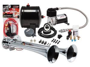 Kleinn Air Horns HK2 Pro Blaster Dual Air Horn Kit