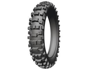 Michelin 35003 AC10 Rear Tire - 120/90-18