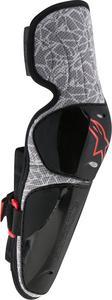 Alpinestars Vapor Pro Elbow Guard Protector (Pair) Black/Grey Mens Size L/XL