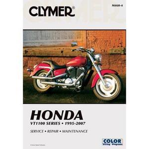 Clymer M4604 Repair Manual