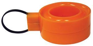 INTEGRA SHOCKS Orange 2-1/2-2-5/8 in Springs MX Spring Rubber P/N 310-30113-1