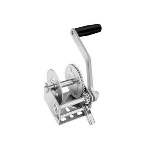 Cequent 142001 Single Speed Winch - 3.1:1 Gear Ratio, 900lb.