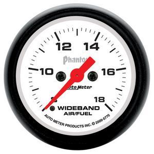 AutoMeter 5770 Phantom Wide Band Air Fuel Ratio Kit