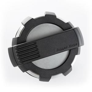 Rugged Ridge 11425.10 Elite Fuel Door Fits 07-18 Wrangler (JK)