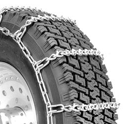 Security Chain QG2829 QUIK GRIP tire chains requires tightener