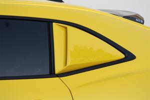 Xenon 12910 Quarter Window Scoop Kit Fits 10-14 Camaro