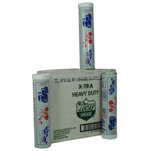 Lucas Oil X-tra HD Grease / Lucas Oil Case Of Ten 14.5 oz. Tubes 10301, 051-535