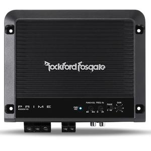 Rockford Fosgate 500W Mono Car Audio Amplifier with Remote