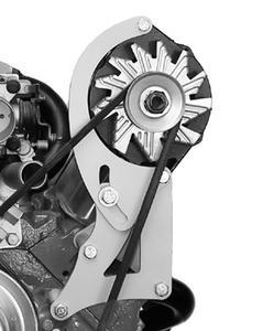 ALAN GROVE COMPONENTS SBC Head Mount Street Rod Alternator Bracket Kit P/N 230L