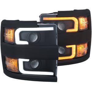 Anzo USA 111364 Projector Headlight Set