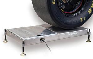 INTERCOMP Aluminum Scale Pad Leveler 4 pc P/N 170133