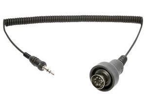 Sena 3.5mm Stereo Jack to 7 Pin Din Cable for Vision 7 Pin Audio System SC-A0123