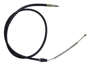 Crown Automotive J0999980 Parking Brake Cable Fits 72-75 CJ5 CJ6