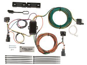 Blue Ox BX88313 EZ Light Wiring Harness Kit Fits Wrangler (LJ) Wrangler (TJ)