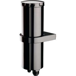 BILLET SPECIALTIES Black Aluminum Power Steering Reservoir P/N BLK77910