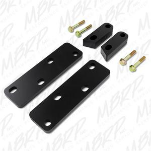 MBRP Exhaust AD1710 Reinforcement Brace Spacer Kit Fits 11-15 Camaro
