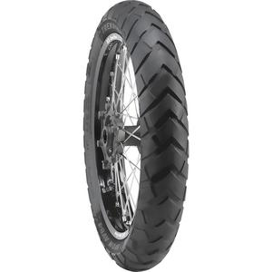 Avon Tyres 2230015 TrekRider AV84 Front Tire - 110/80-19