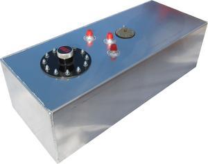 RCI Natural Aluminum 15 gal Fuel Cell P/N 2162A