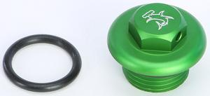 Hammerhead Oil Filler Plug Green 33-0341-00-30