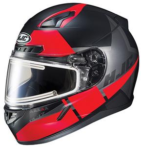 HJC Adult CL-17SN Boost Snowmobile Electric Lens Helmet MC1SF S