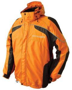 Katahdin Tron Jacket (Orange, Small)