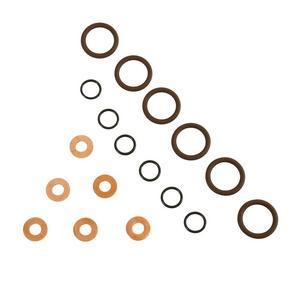 BD Diesel 1075800 ISB Fuel Injector Seal Kit Fits 98-02 Ram 2500 Ram 3500