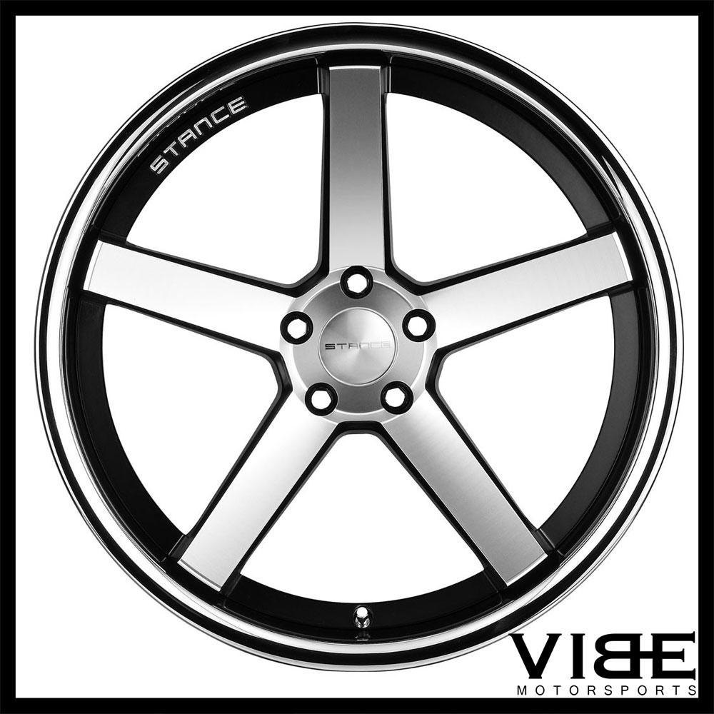 20 stance sc5 machined concave wheels rims fits bmw e46 m3 sold by E46 M3 Front 20 stance sc5 machined concave wheels rims fits bmw e46 m3
