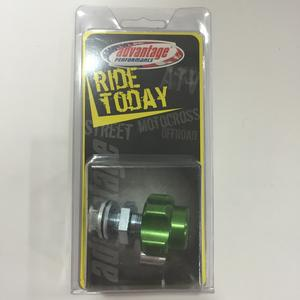 Advantage Performance Easy Release Whip Holder Green 18705-04