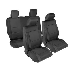 Smittybilt 471401 Neoprene Seat Cover Fits 07-12 Wrangler