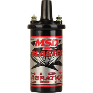 MSD Ignition 8222 Blaster High Vibration Ignition Coil