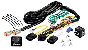 KC HiLites 6315 Wire Harness w/Relay